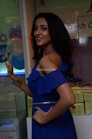 Priya Shri in Spicy Blue Dress ~  Exclusive 44.JPG
