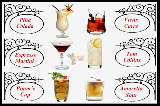 lista 50 mejores cocktails del mundo