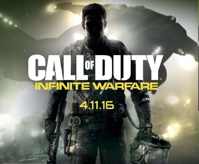حصريا لعبة كول أوف ديوتي : إنفنتي وورفير Call of Duty Infinite Warfare