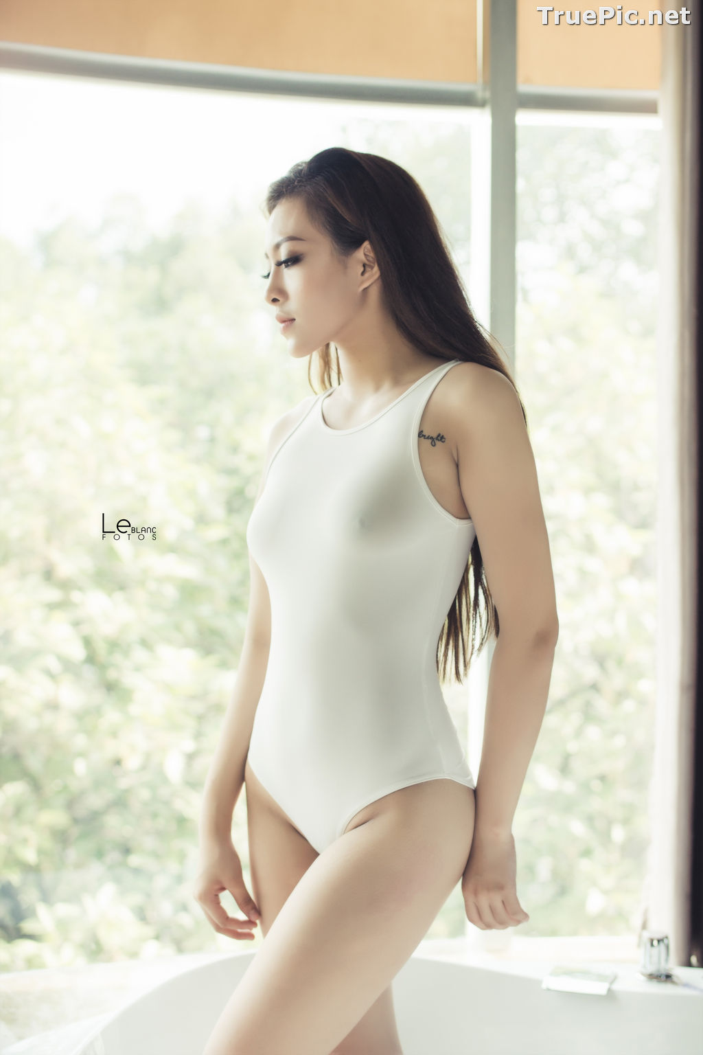 Image Vietnamese Beauties With Lingerie and Bikini – Photo by Le Blanc Studio #14 - TruePic.net - Picture-4