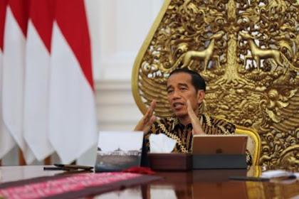 Presiden Jokowi: UU KPK Sudah 17 Tahun Perlu Penyempurnaan