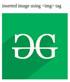 penggunaan tag img pada pada laman html