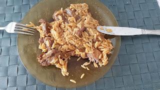 Γιουβέτσι με μοσχαρίσιο κρέας