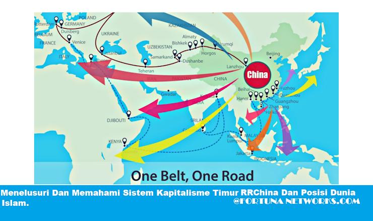 Menelusuri Dan Memahami Sistem Kapitalisme Timur RRChina Dan Posisi Dunia Islam[Akhir]