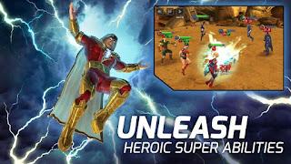 DC Legends v1.18 Mod