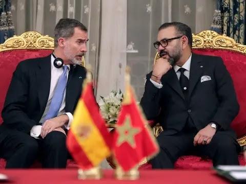🔴 ورد الآن | المغرب يتجه في الساعات القليلة القادمة للإعلان رسميا عن قطع العلاقات الدبلوماسية مع إسبانيا.