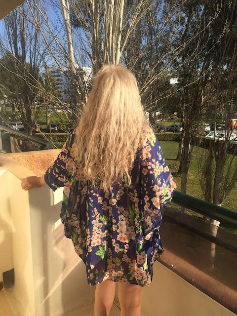 Mallorca travel diary hotel balcony