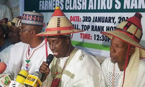 Miyetti Allah Proposed Establishment Of Vigilante Groups In S-East Region Is A Colossal Insult To The Igbo Race 1