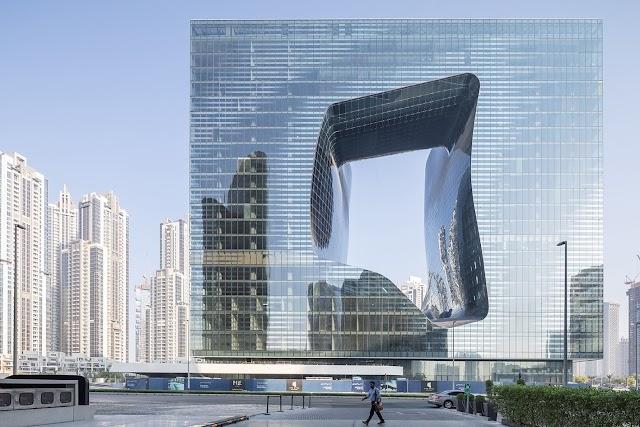 Tháp the Opus - Dubai chuẩn bị khai trương