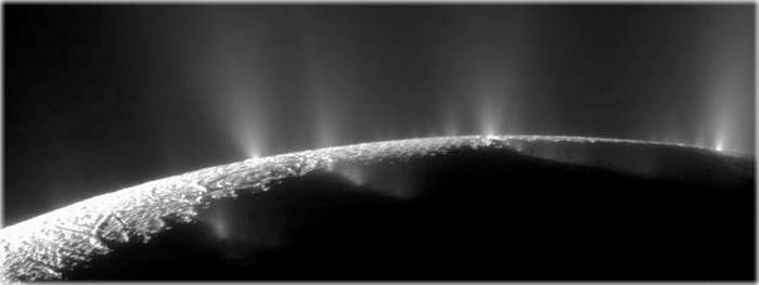 vida em encelado lua de saturno