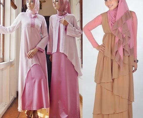 model baju lebaran populer