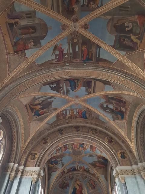Interno della Chiesa parrocchiale di Santa Maria Assunta-Brunico