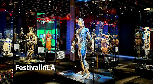 Guillermo del Toro's The Shape of Water at the Academy Museum