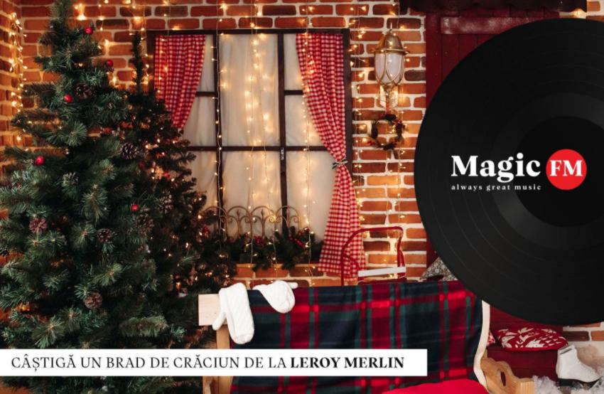 Concurs Leroy Merlin - Castiga un voucher Leroy Merlin pentru brad si decoratiuni de sarbatori - concursuri - online