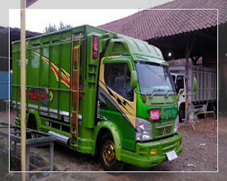 modifikasi audio truk canter truck modifikasi amerika