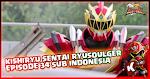 Kishiryu Sentai Ryusoulger Episode 34 Subtitle Indonesia