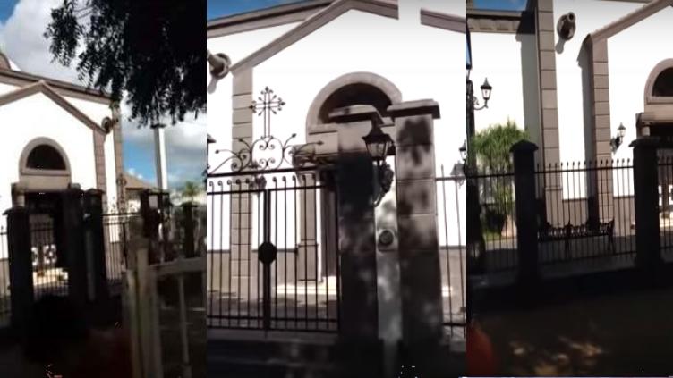 """La lujosa Tumba de Édgar Guzmán hijo de """"El Chapo"""" y su hermano Arturo Guzmán vale más de un millón en Culiacán"""