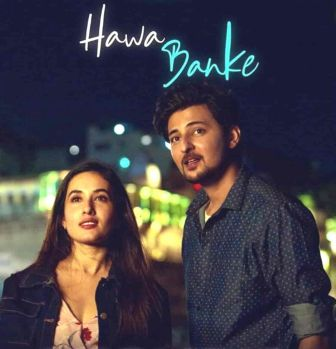 Hawa Banke Guitar chords and  lyrics with Strumming Pattern | Darshan Raval