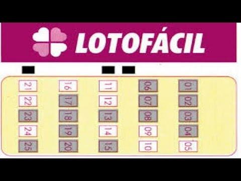 Ganhe de Forma Fácil na Lotofácil