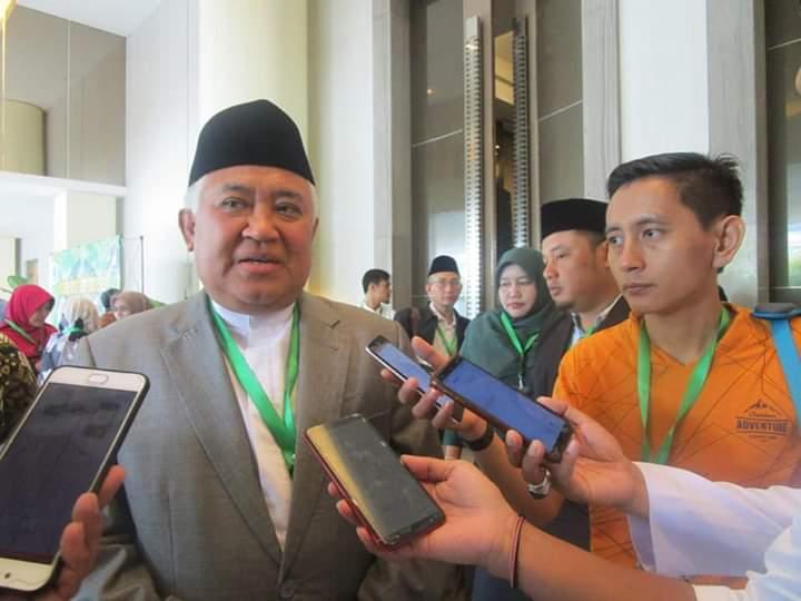 Negara Dalam Kondisi Gawat, Din Syamsuddin Pimpin Koalisi Kebajikan