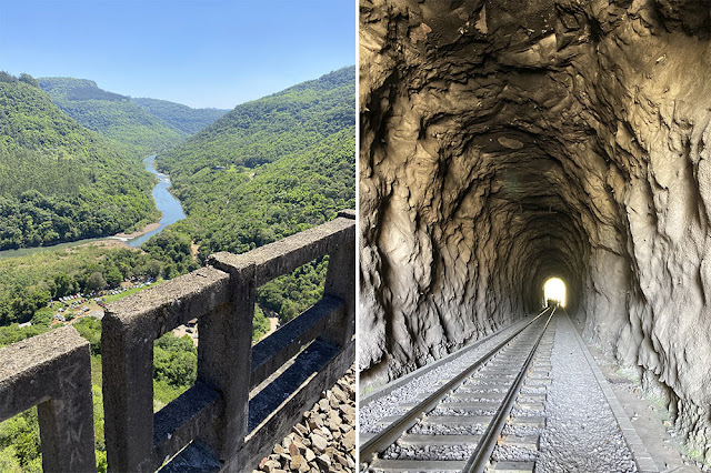 Viadutos 13, 12 e 11 - Vespasiano Corrêa