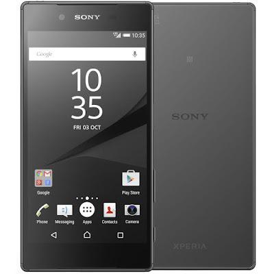 Sony Xperia Z5 Dual negro