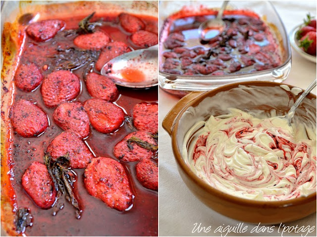 ottolenghi-sumac-roasted-strawberries-yoghurt-cream-simple