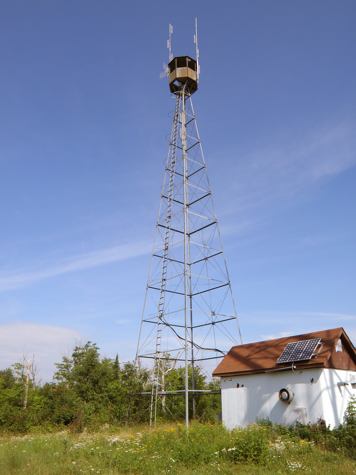 Fire Towers For Sale Minnesotas Historical Fire Lookout Towers Hovland Lookout Tower