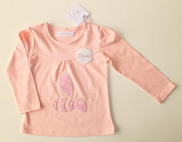 camiseta bebe personalizada
