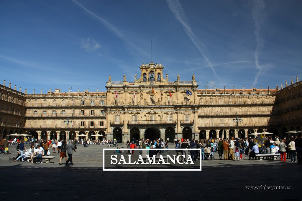 Fin de semana de turismo por Salamanca