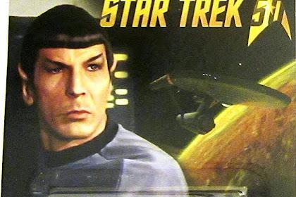 2016 Hotwheels Pop Culture Mix 2 : 75th Anniversary Star Trek
