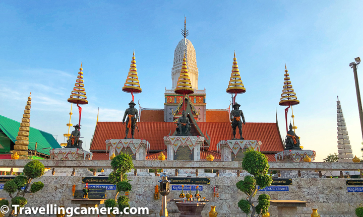 Related Blogpost - Temple on the Hill, Tribe in the forest, and more in Chiang Mai || 10-Day Vacation in Thailand (Day 2)     This Boat ride is also a good opportunity to observe the daily life of people of Ayutthaya and folks going around in small wooden boats, children swimming in the water and people fishing in the river. These are some of the common sights while you are on a boat ride in Ayutthaya.    Related Blogpost - Birds of Ayuthhaya || 10-Day Vacation in Thailand (Day 4)