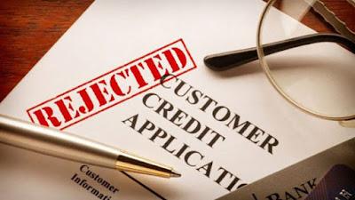 Pengajuan Kredit Mobil Ditolak