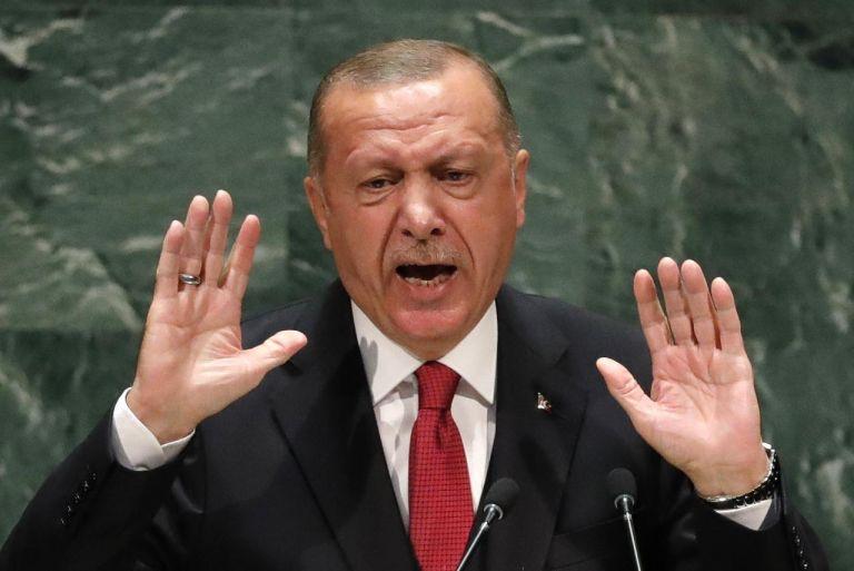 Νέα απειλή Ερντογάν: Θα πάρουμε ό,τι δικαιούμαστε σε Μεσόγειο και Αιγαίο |