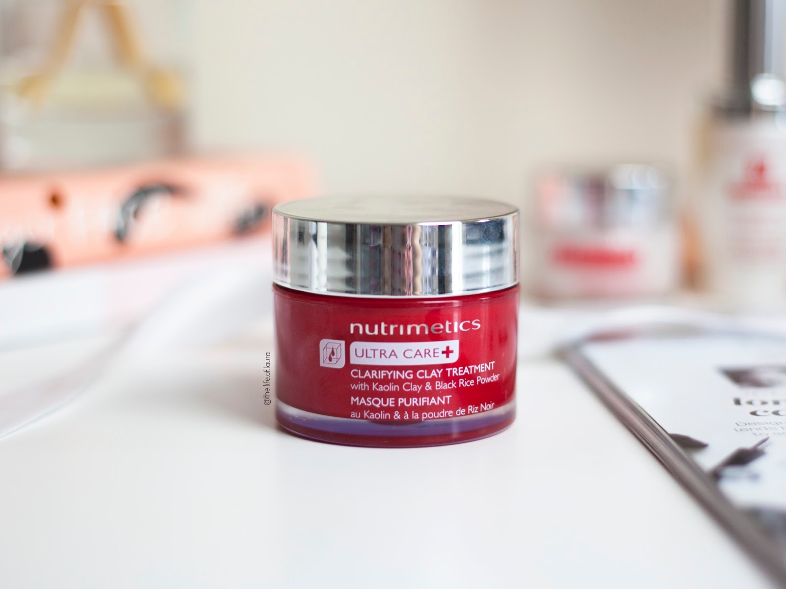 Nutrimetics Ultra Care+ Clarifying Clay Treatment