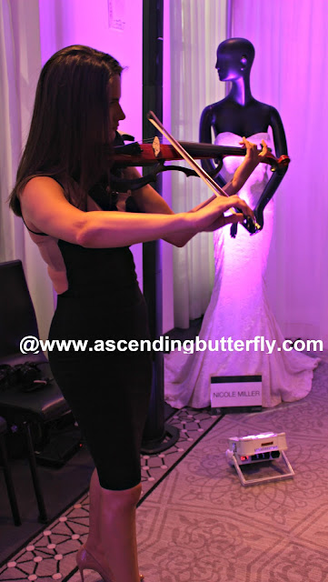 Wedding Salon Bridal Tradeshow/Expo, New York City, Violinist