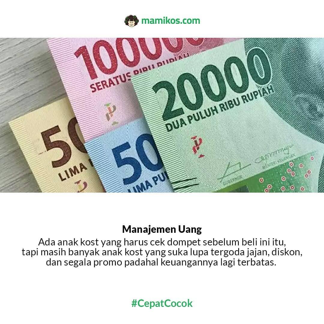 Manajemen Uang