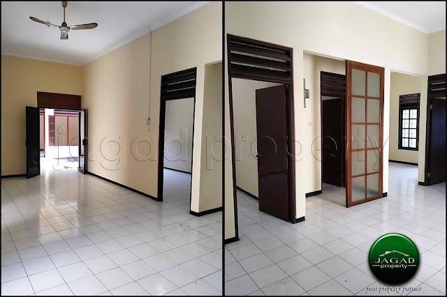 Rumah Luas dekat Balai Kota Jogja