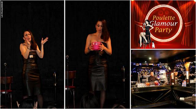 Poulette Glamour Party - Manuela Poulette Blog - Les Mousquetettes©