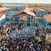 Em comemoração ao aniversário de 31 anos de Ponto Novo prefeitura inaugurou a Escola Municipal Anália Moura