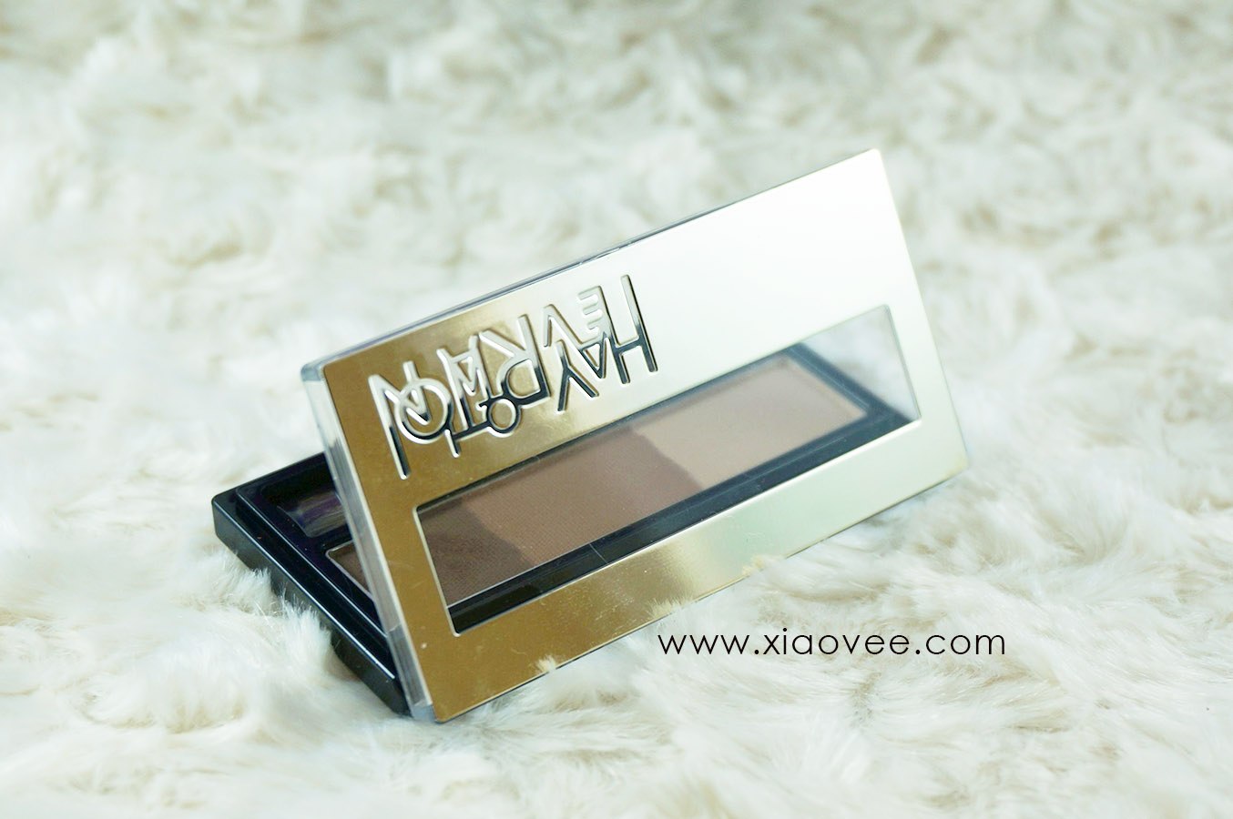 Heavy rotation Powder Eye Brow Nose Shadow review
