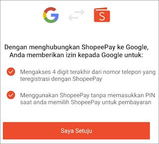 Metode Pembayaran ShopeePay di Play Store