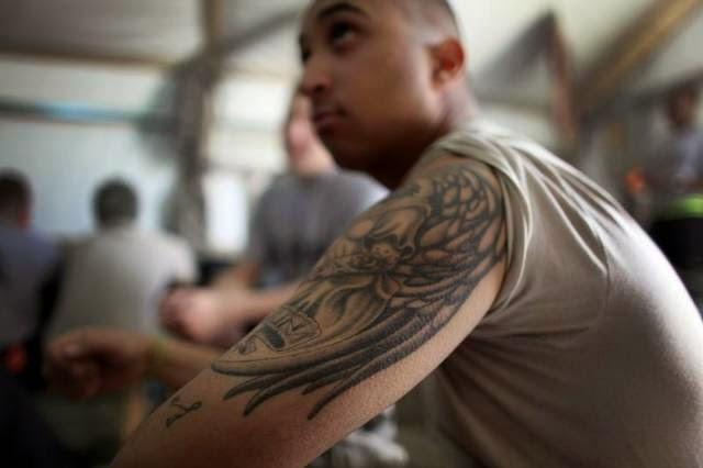 grace tattoos: 2014