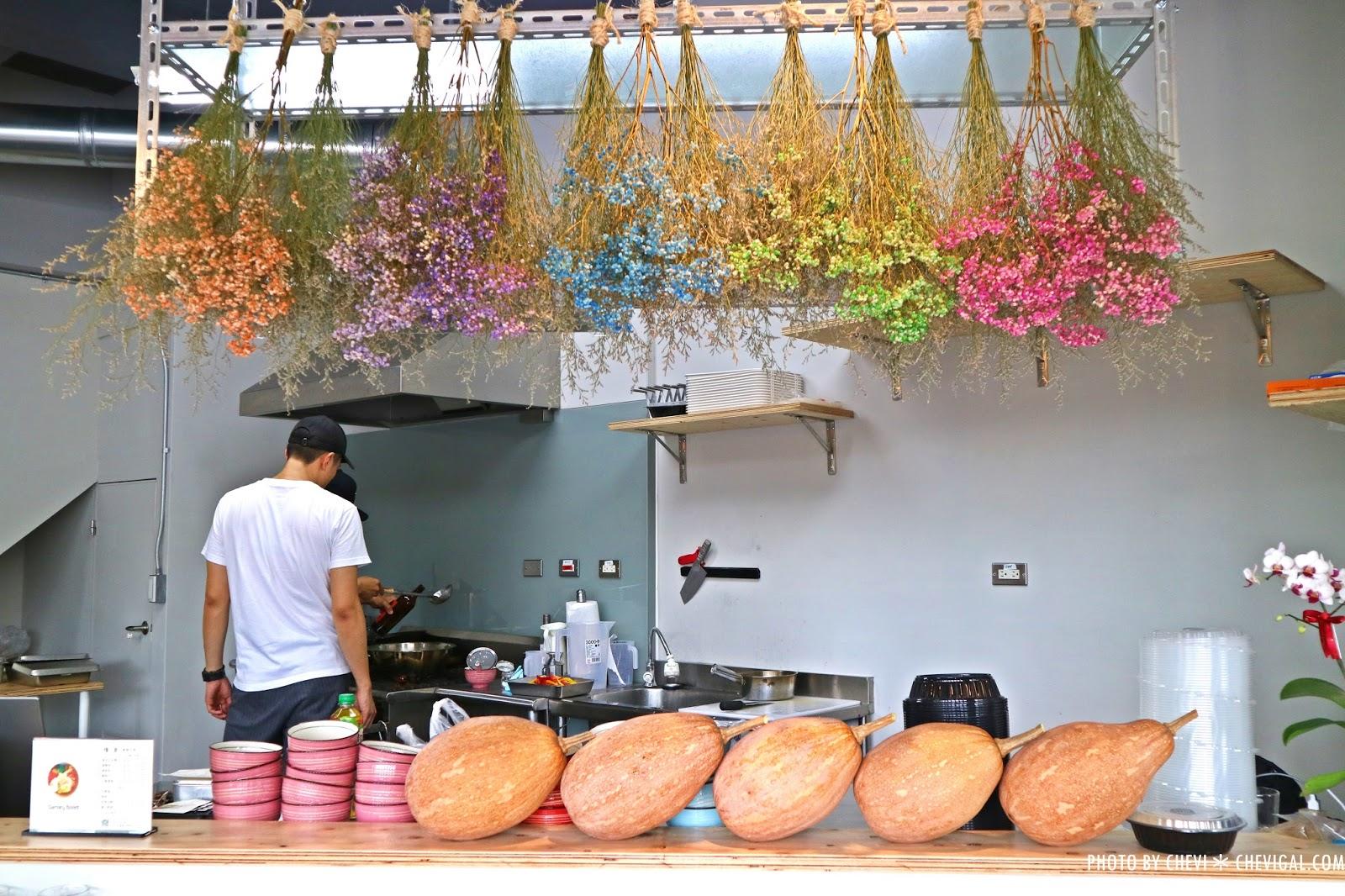 IMG 9646 - 糧倉 纖健水煮,隱身在柳川西路的文青小店。清爽水煮料理讓你吃到鮮甜原味