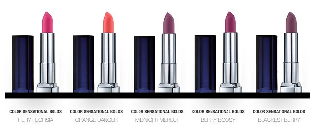 Maybelline - Color Sensational Bold