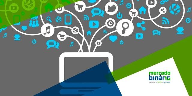 Você está realmente fazendo marketing digital ou apenas usando ainternet?