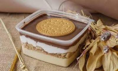 Cara Membuat Dessert Box Regal Tanpa Whipping Cream