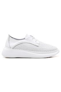 beyaz bayan sneaker