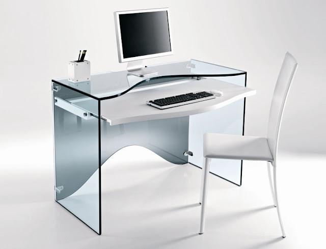 best buy modern home office furniture glass desks for sale