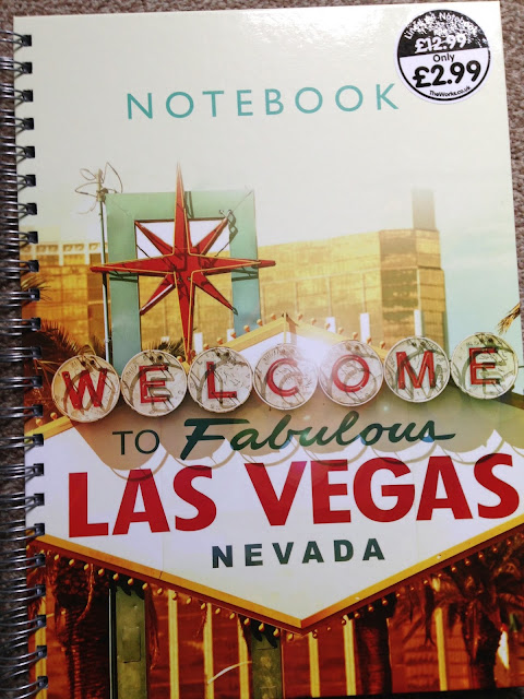 Las Vegas notebook